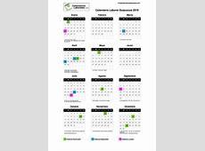Calendario Laboral Guipuzcoa 2019