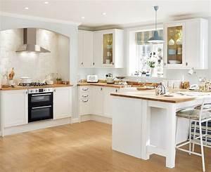 Greenwich Shaker White Kitchen Shaker Kitchens Howdens