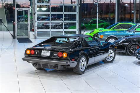 A gts quattrovalvole (spider) was also… Used 1983 Ferrari 308 GTS Quattrovalvole 2dr Targa For Sale (Special Pricing) | Chicago Motor ...