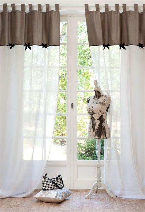 rideaux voilage 169 maisons du monde for the home pinterest