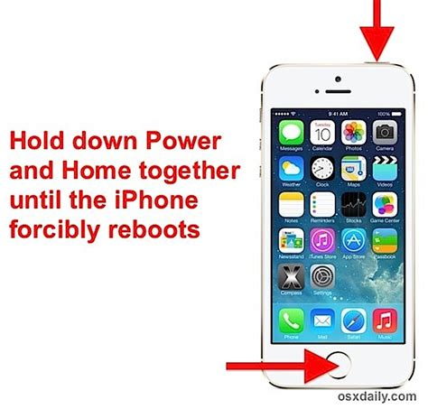 how to restart iphone 4 is ios 7 1 draining your battery fast try this