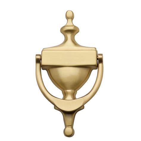 brass door knocker baldwin lifetime polished brass entrance door