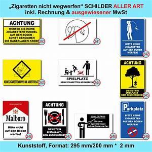 Zigaretten Auf Rechnung Bestellen : schilder zigarettenstummel nicht wegwerfen 29 5cm 20cm 2mm ebay ~ Themetempest.com Abrechnung