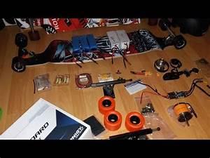 Elektro Longboard Selber Bauen : unboxing hobbyking skateboard conversion kit elektro ~ Watch28wear.com Haus und Dekorationen
