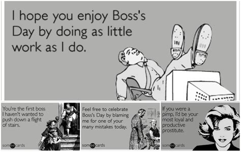 Happy Boss S Day Meme - happy national boss s day haha lol someecards amusing boss work funny lol pinterest