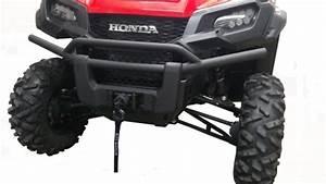 Kfi Winch Mount Honda Pioneer 1000  1000