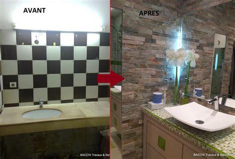 salle de bain avant apres r 233 novation d 233 coration appartement villa home staging