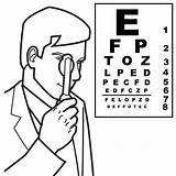 Doctor Coloring Eye Colouring Sheets Need Eyes Printable Bartimaeus Clipart Understanding Blind Medical Why Coloringpagesfortoddlers Children Chart Drawing Popular Doctors sketch template