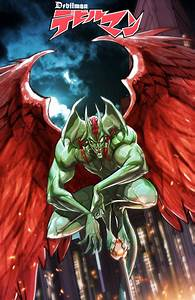 Devilman Wallpapers - WallpaperSafari  Devilman