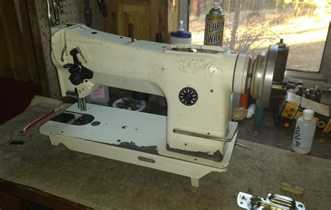 cheap wf  industrial leather sewing machines