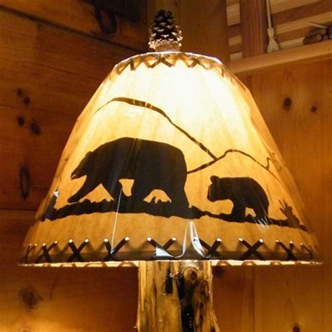 wildlife l shades wildlife l shades decorate our home with rustic l