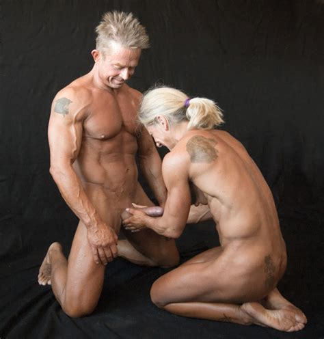 In Gallery Mature Fit Couple Picture Uploaded