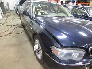 Parting Out 2004 Bmw 745i - Stock   160114