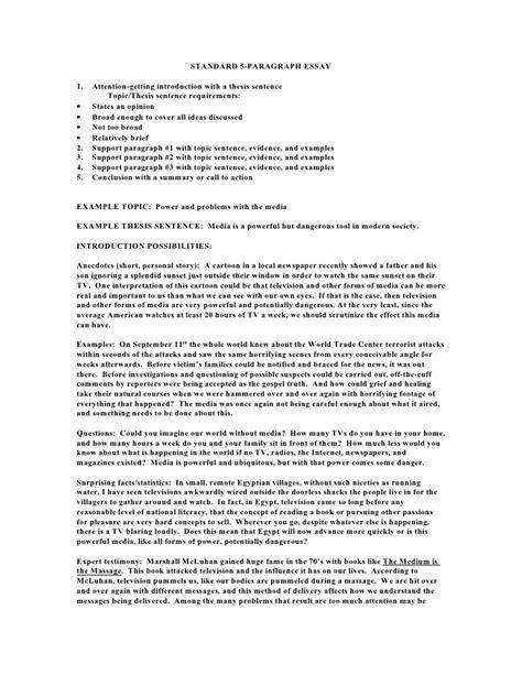 paragraph writing exle 5 paragraph essay reportz725 web fc2