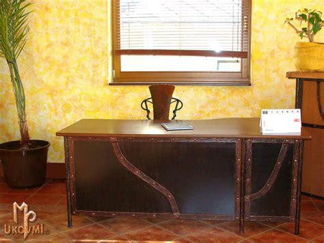 bureau fer forgé chaises et tables ferronnerie d 39 ukovmi