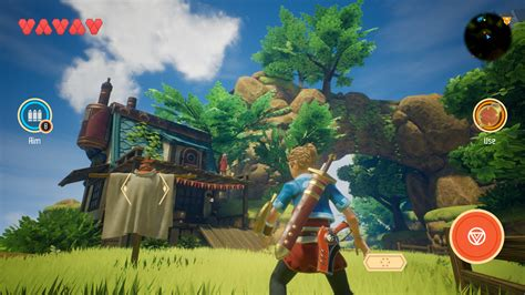 oceanhorn  adventure game