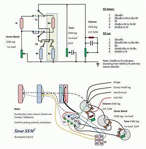Eric Johnson Strat Wiring Diagram