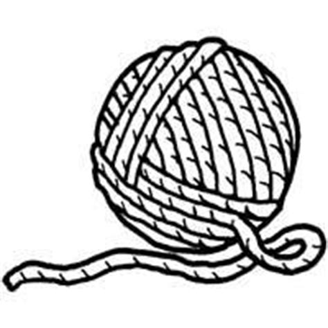 ball  yarn coloring pages surfnetkids