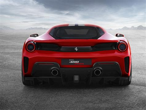 Its abs hardware and driveline traction control optimize steering on various terrains. 2018 Ferrari 488 Pista officially detailed | PerformanceDrive