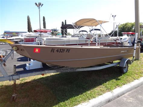 1648 Jon Boat For Sale by Smoker Craft 1648 Jon Boats For Sale