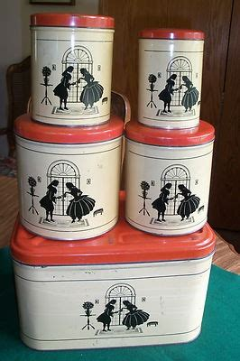 kitchen canister set great canister set plåt burkar burkar