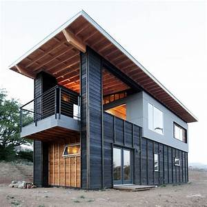 Container Als Garage : thinking outside the box shipping container homes design matters by lumens ~ Markanthonyermac.com Haus und Dekorationen
