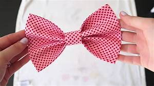 Easy No Sew Dog Bowties  Instructions For Sewing Included