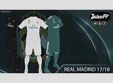 Nuevo Uniforme del Real Madrid 2018 YouTube