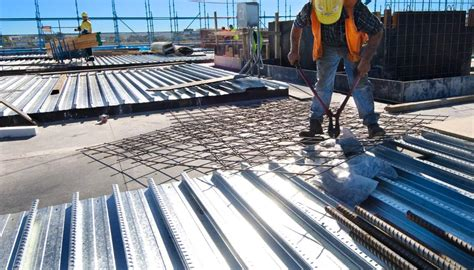 deckform steel bluescope steel
