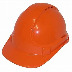 unisafe unilite orange vented safety hard hat ebay With kitchen colors with white cabinets with electrician hard hat stickers