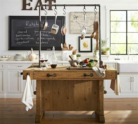 ilot cuisine bois fabriquer un îlot de cuisine 35 idées de design créatives