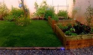 creer un jardin potager pres de marseille et aix en provence With marvelous amenager jardin en pente 13 creer un bassin de jardin