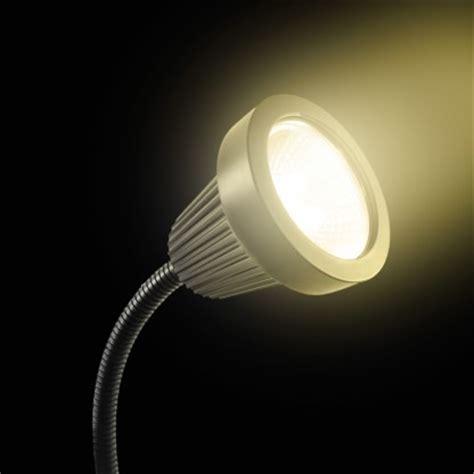 warm white solar spotlight stake light