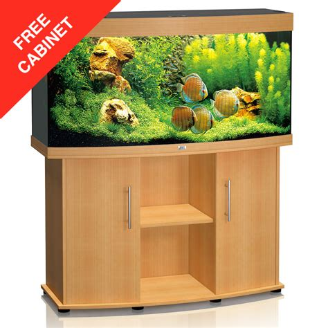 aquarium products juwel vision 260 beech set