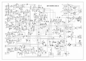 Schematic Inverter Welding Machine Circuit Diagram