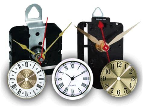 quartz clock movements shop  canada  clock parts