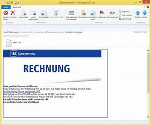 Gmx Rechnung : e mail ohne betreff von 1und1 rechnung randommd5 emailuser ist ~ Themetempest.com Abrechnung