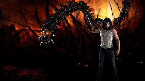 The Darkness Ii 2012 Game Wallpapers Hd Wallpapers Id