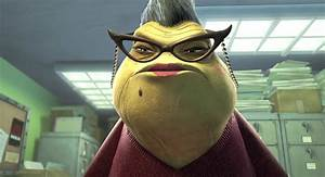 """Roz, character from """"Monsters, Inc"""" PixarPlanet Fr"""