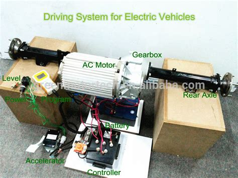 Electric Motor System by Superior Quality Electric Car Engine With Cheapest Pirce
