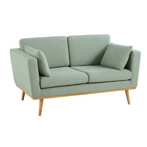 Sofa Grün by 2 Sitzer Vintage Sofa Grau Gr 252 N Timeo Maisons Du Monde