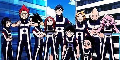 Academia Hero Class Bnha Uniforms Wattpad Anime