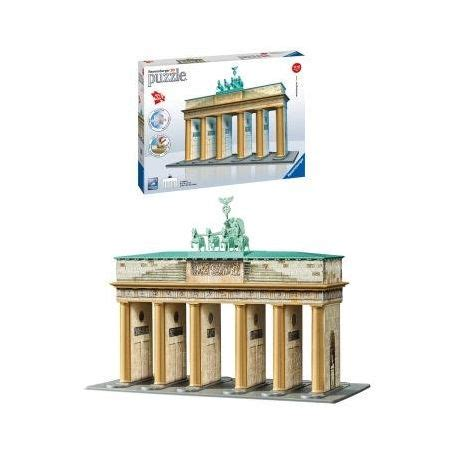 Brandenburška vrata 3D sestavljanka