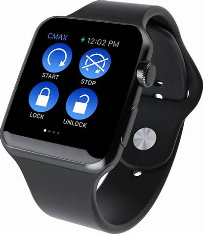 App Apple Smartwatch Ford Smart Features Plug
