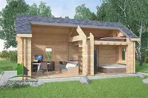 Construire Cabane De Jardin : cabane de jardin habitable ~ Zukunftsfamilie.com Idées de Décoration