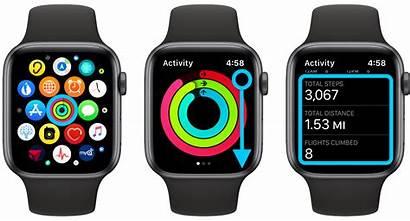 Apple Steps Track Distance Iphone Walkthrough Use