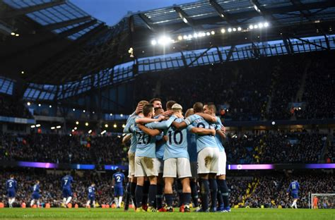 When they came in and said they were determined to turn us into one of the biggest clubs in europe and the. Manchester City Clinical in Chelsea Demolition