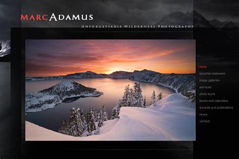 Best Photographer Website by Landscape Photographers A Collection Of Portfolio