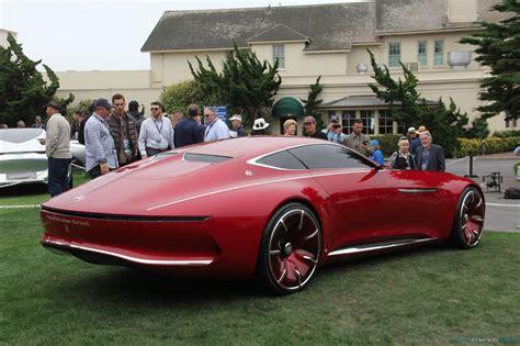vision mercedes maybach  car explained  design vp