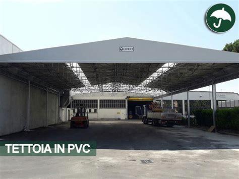 tettoia pvc capannoni coperture e tunnel civert